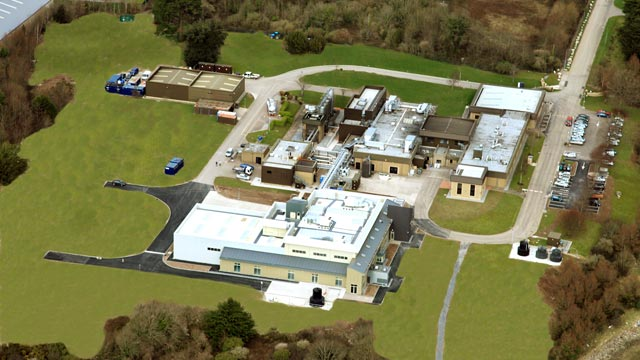 Leo Pharma Cork Eluation Plant