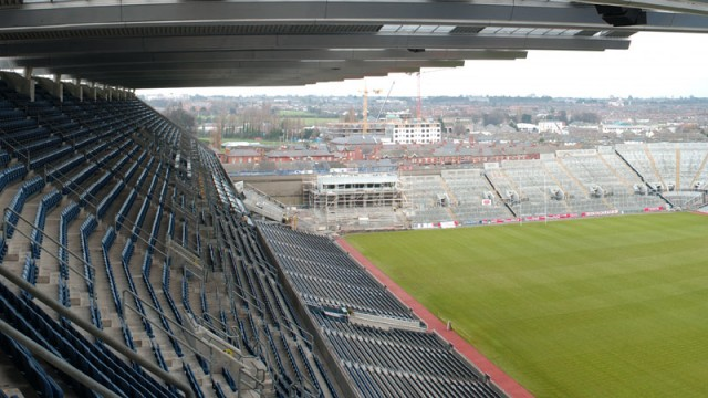 Redevelopment of Croke Park