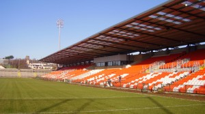 The Athletic Grounds, Armagh