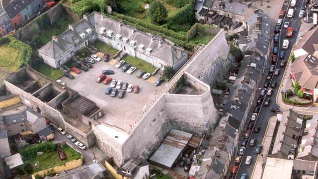 Elizabeth Fort, Cork