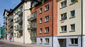 Knapps Square Student Accommodation