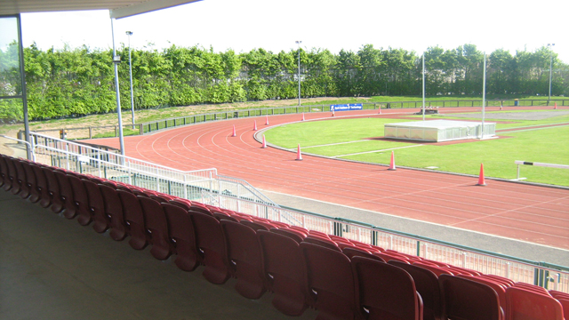 Sports Facilities Campus, CIT