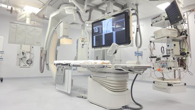 Cath Lab Bon Secours Hospital