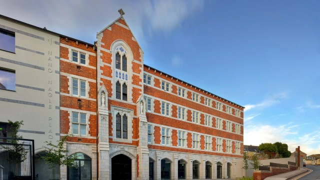 South Presentation Convent Heritage & Education Campus Redevelopment,  Nano Nagle Place, Cork